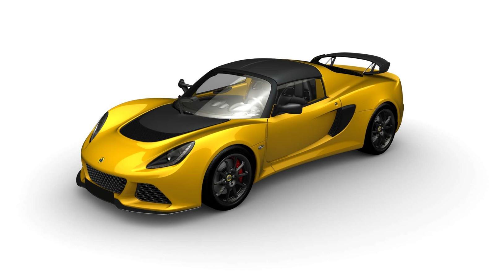 Lotus Exice 350 Sport
