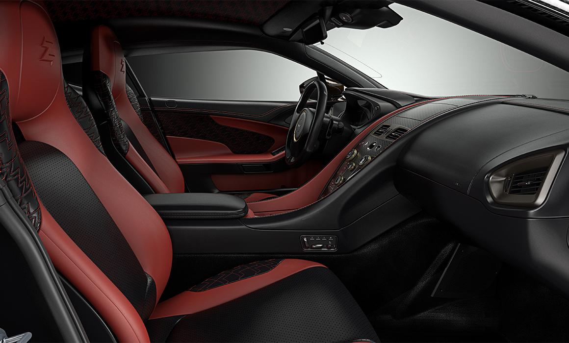 Aston Martin Vanquish Zagato Concept Wheels
